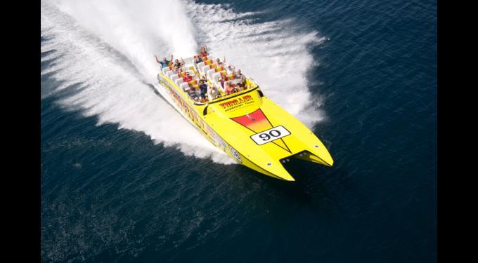 Miami Thriller Speedboat Tour