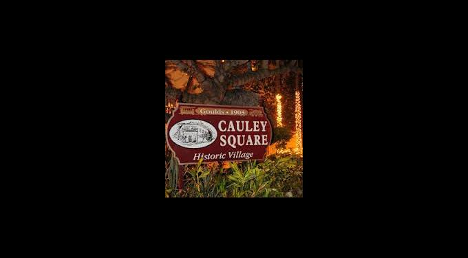 Cauley Square Historic Railroad Village
