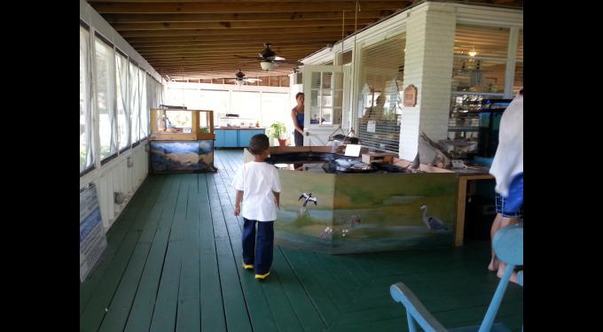 Sandoway Nature Center