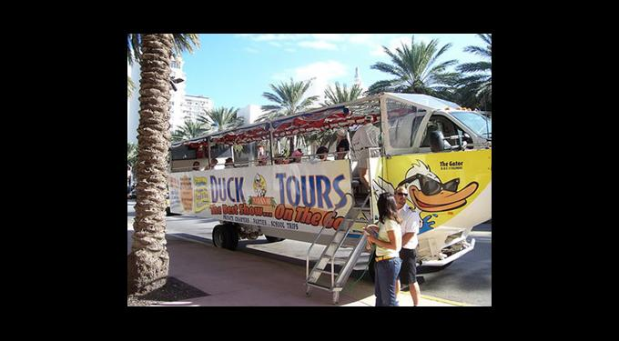 Duck Tours South Beach