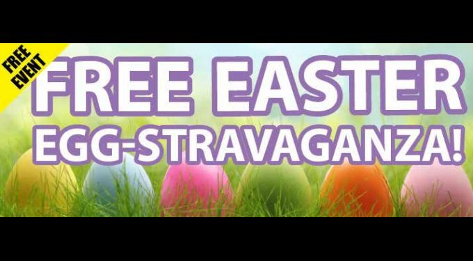 Annual Easter Egg-Stravaganza