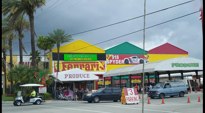 Fort Lauderdale Swap Shop & Thunderbird Drive In