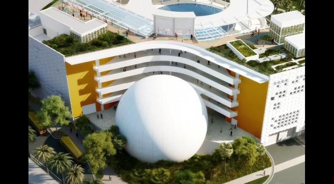 The Miami Museum of Science and Planetarium