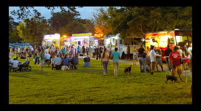 Family Night with Food Trucks at Heritage Park