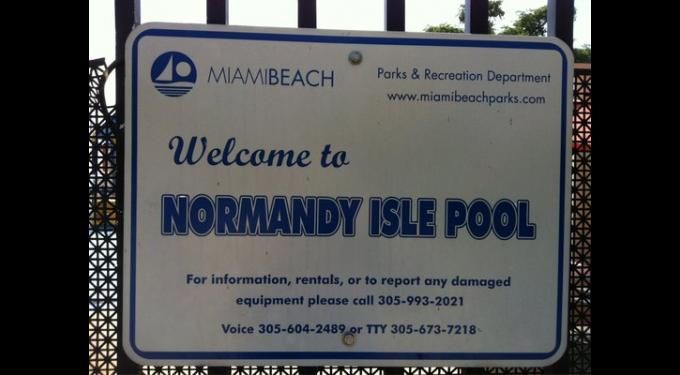 Normandy Isle Park & Pool