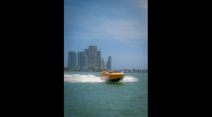 Jet Boat Miami