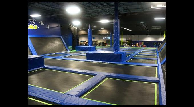 Off The Wall Trampoline Center