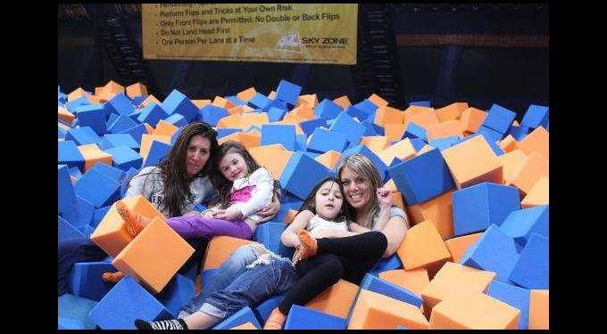 Sky Zone Indoor Trampoline Park South Florida Finds
