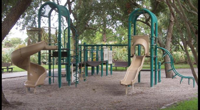 University Woodlands Park