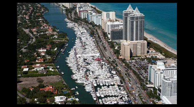 Miami Yacht and Brokerage Show