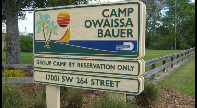Camp Owaissa Bauer