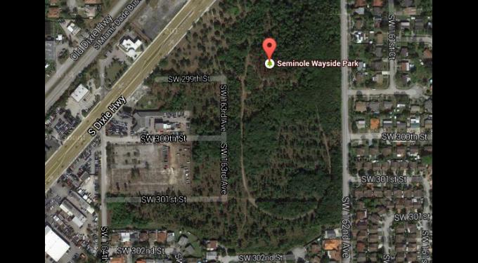 Seminole Wayside Park