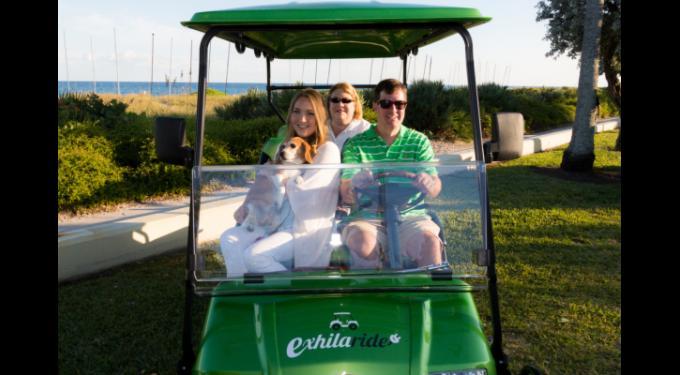 Exhilaride Golf Cart Rentals