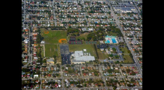 Charles Hadley Park & Aquatic Complex