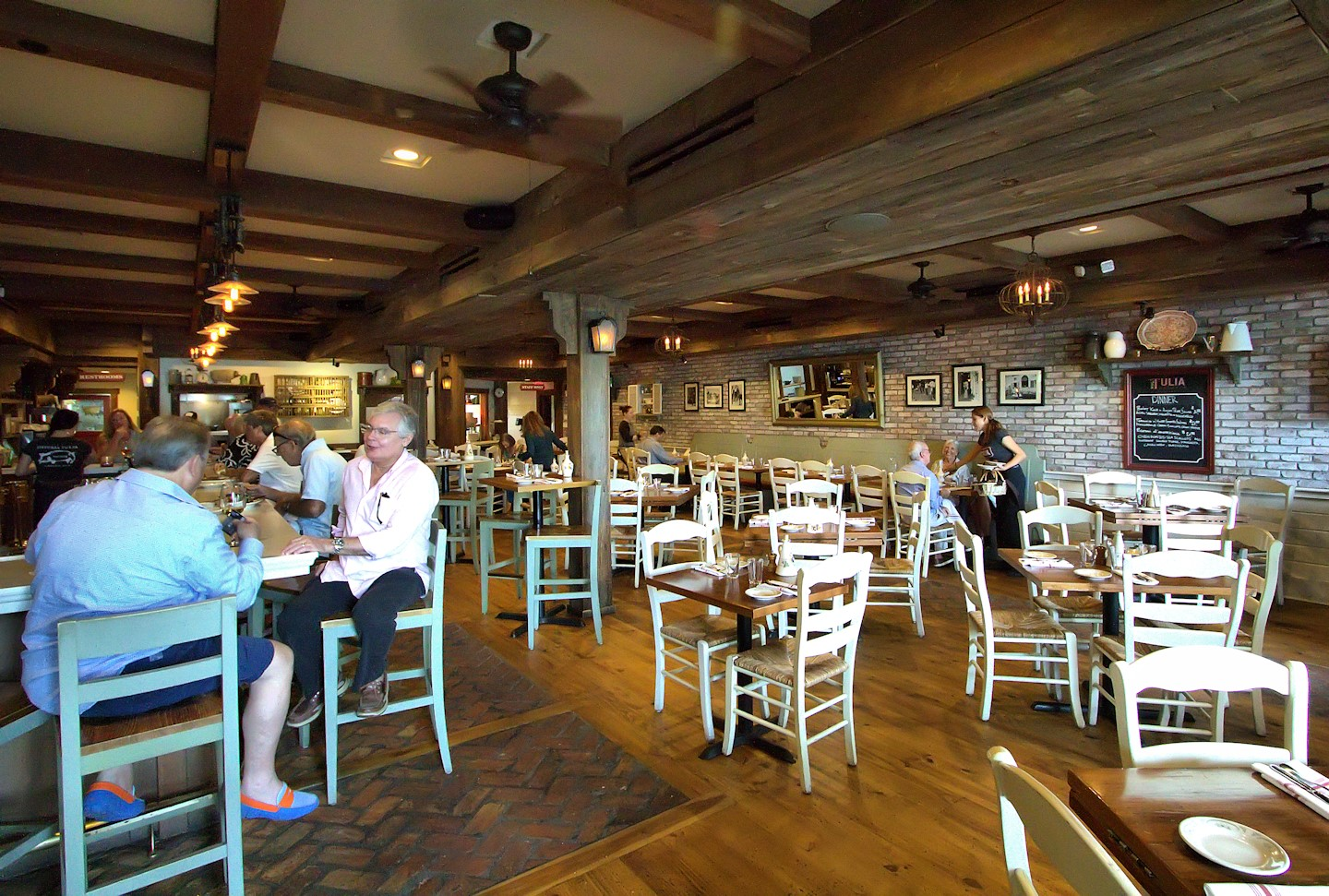 Lunch At Osteria Tulia In Naples South Florida Reporter