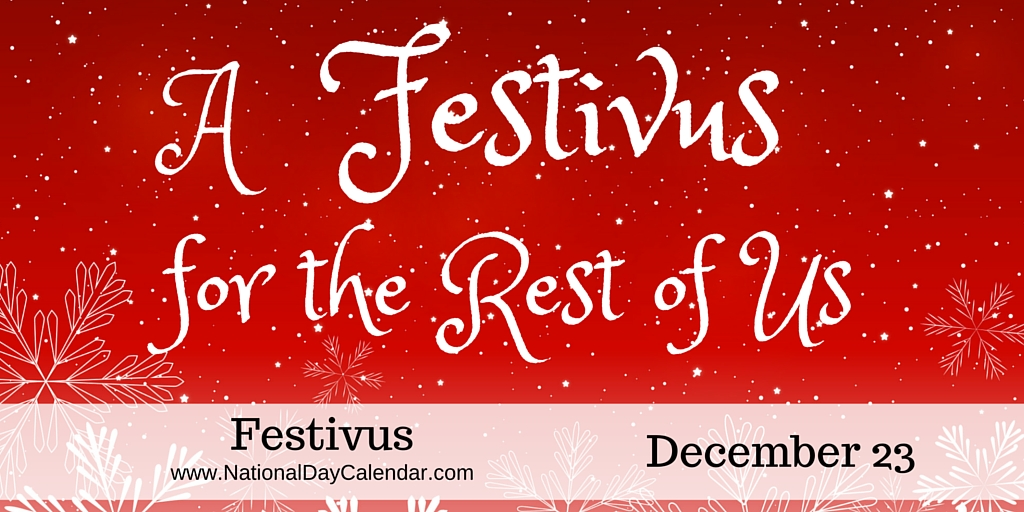 Today is festivus for the rest of us day south florida reporter festivus for the rest of us m4hsunfo