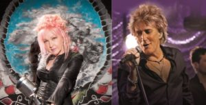 Rod Stewart and Cyndi Lauper Kick Off Tour At Hard Rock Live @ Hard Rock Live | Hollywood | Florida | United States