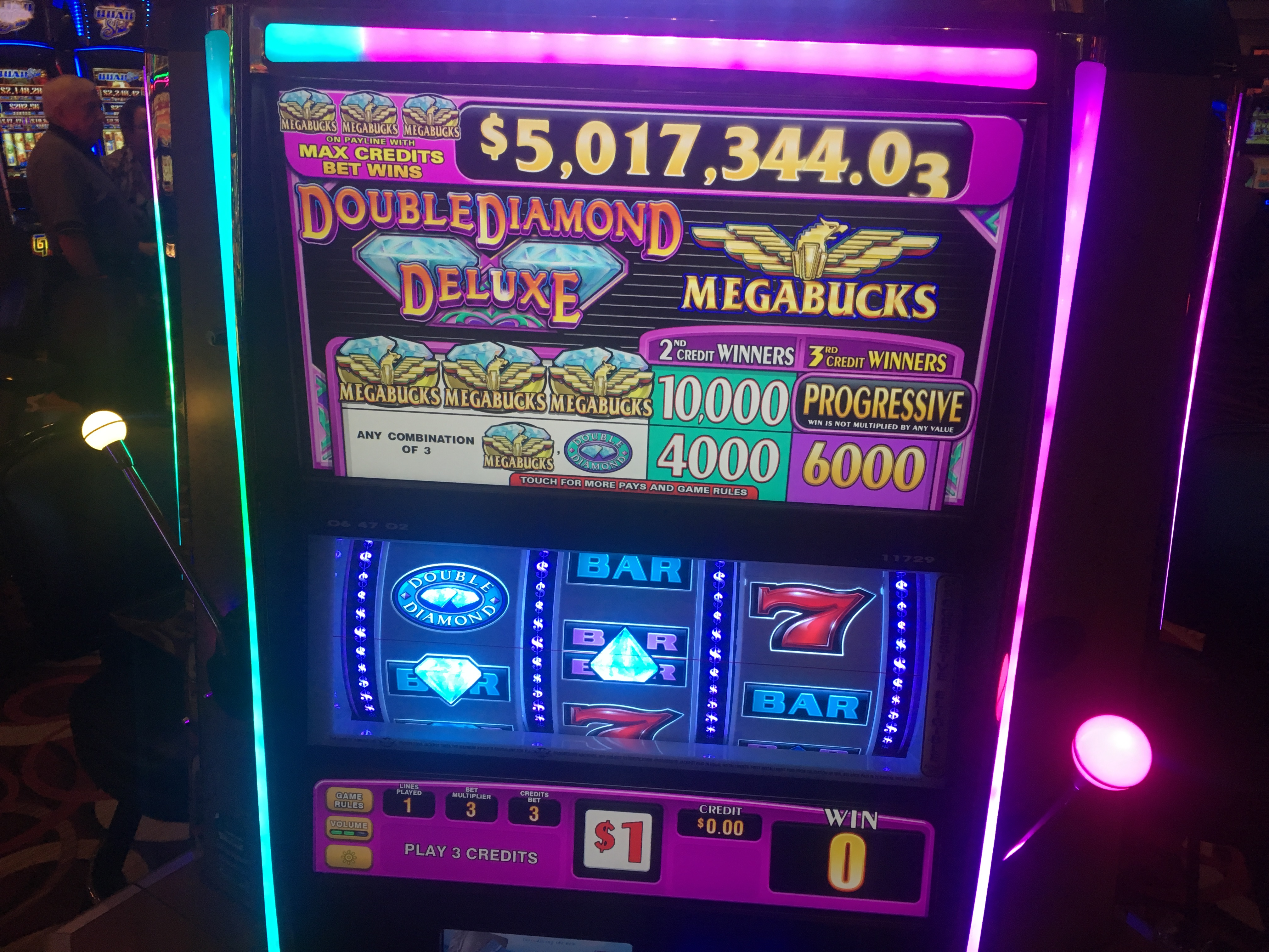Slot jackpots what is a push in sports gambling