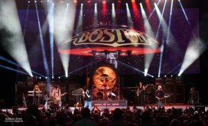 """Rock Band BOSTON Brings """"Hyper Space Tour"""" to Hard Rock Live @ Hard Rock Live 