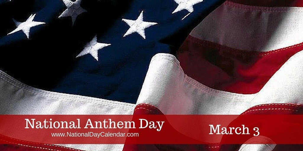 Did You Know There Are Four Verses To The Star Spangled Banner ...