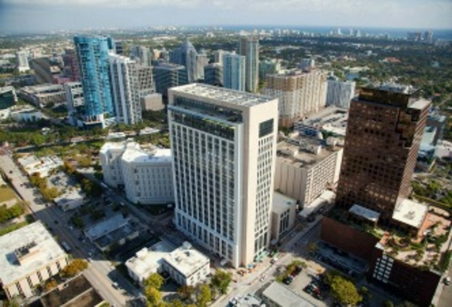 Broward courthouse work reaches fifth floor – slideshow ... |Broward Courthouse