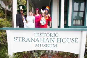 Mad Hatter's Tea Party @ Historic Stranahan House Museum | Delray Beach | Florida | United States