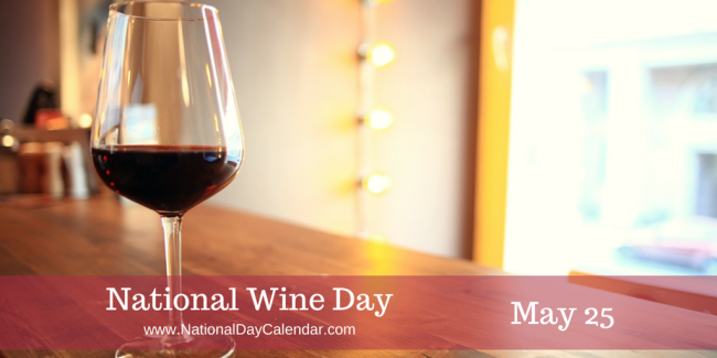 National Drink Wine Day February