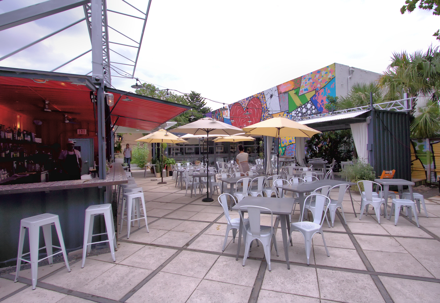 the rubell family collection and the wynwood yard in miami