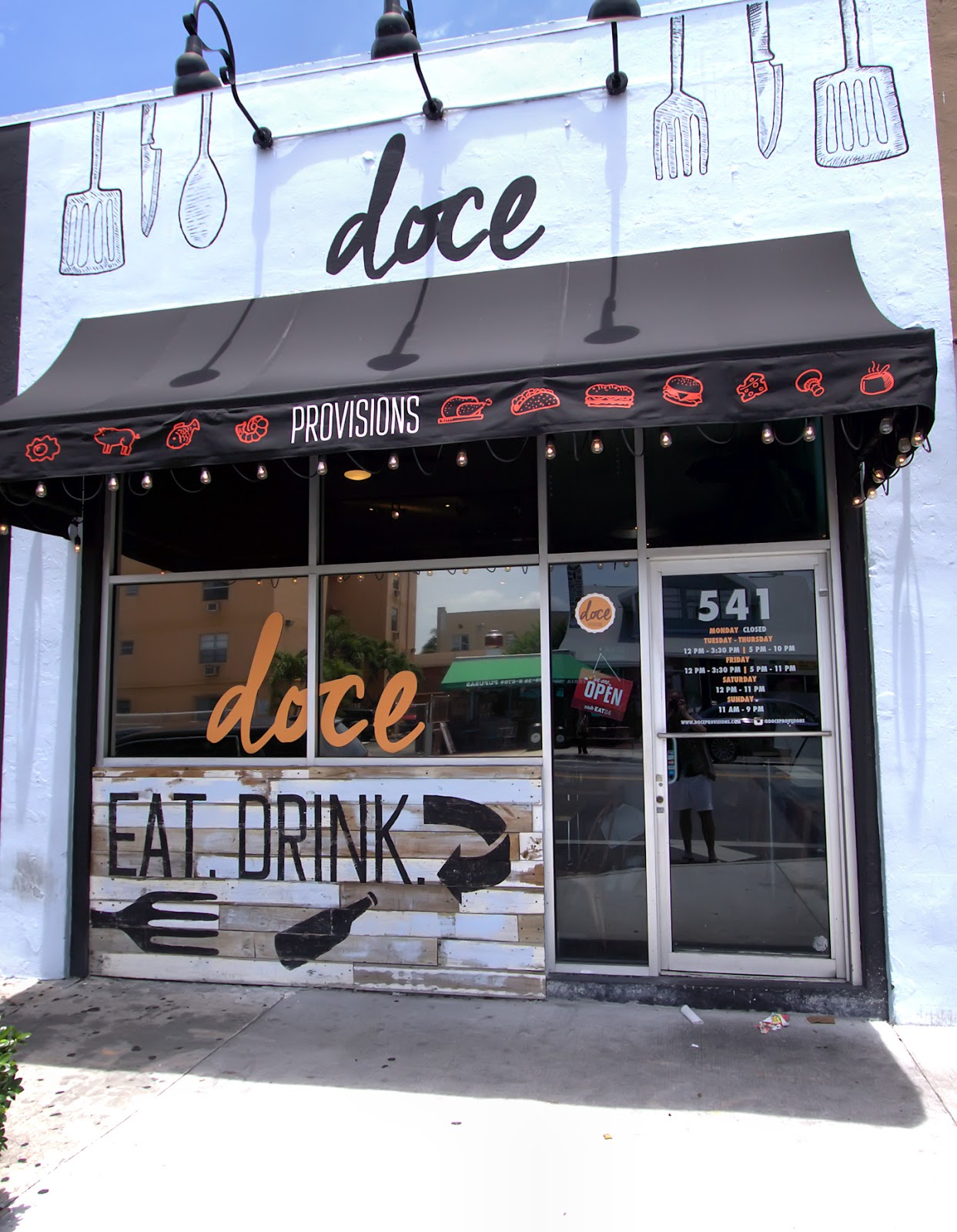 Doce Provisions