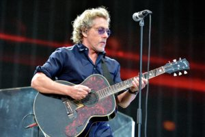 Roger Daltrey with Members of The Who Band Perform at  Hard Rock Live @ Seminole Hard Rock Hotel & Casino | Hollywood | Florida | United States