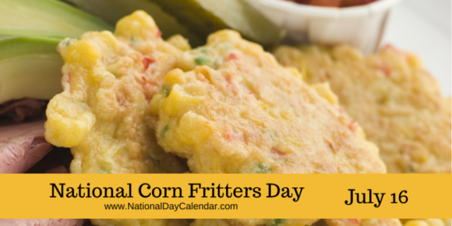 corn fritters