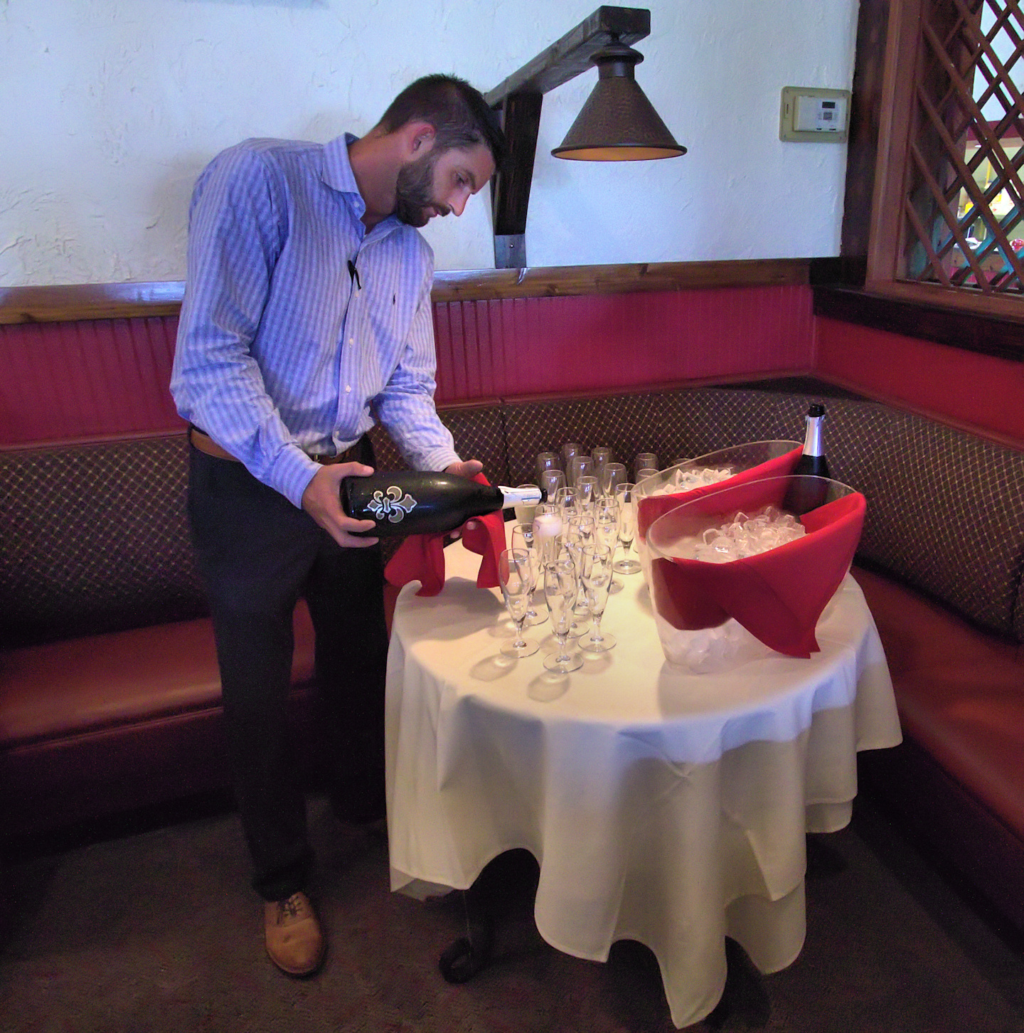 Nick Parker, Domaine Select Wine and Spirits