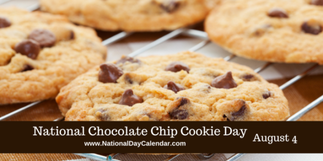 chocolate chip cookie day
