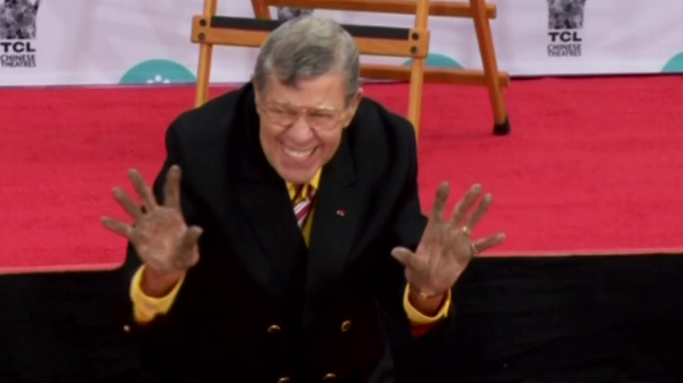 Legendary comedian Jerry Lewis passed away at 91