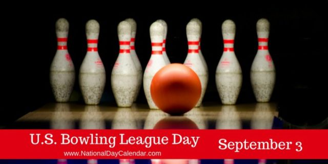 Bowling League Day