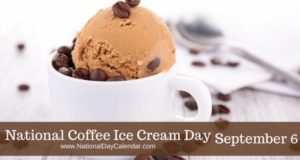 Coffee Ice Cream day