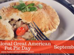 pot pie day