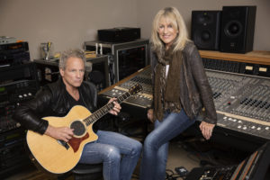 Fleetwood Mac Members Lindsey Buckingham and Christine McVie Perform at Hard Rock Live @ Hard Rock Live | Hollywood | Florida | United States