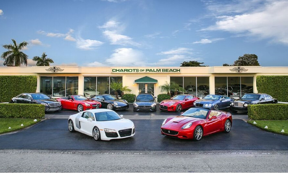 Porsche Dealers Palm Beach Florida