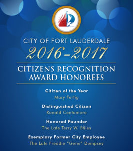 City of Fort Lauderdale 2017 Citizens Recognition Awards @ Fort Lauderdale City Hall | Fort Lauderdale | Florida | United States