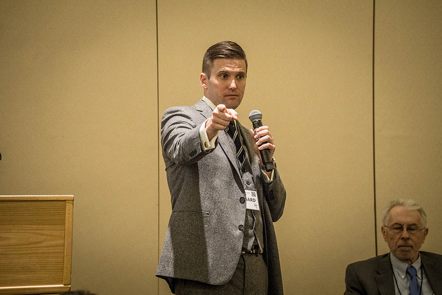 White nationalist Richard Spencer scheduled to speak today