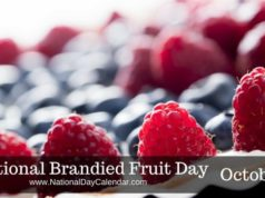 brandied fruit day