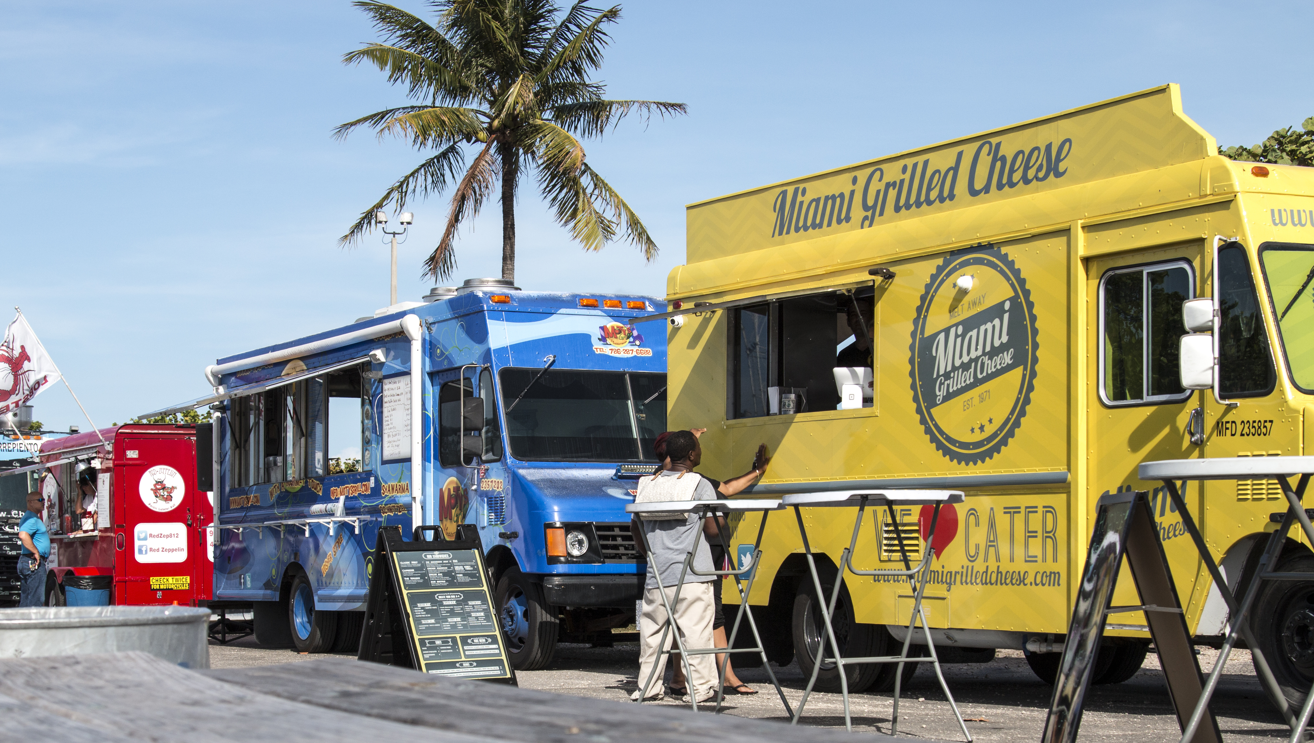 Food Trucks In North Bay Village