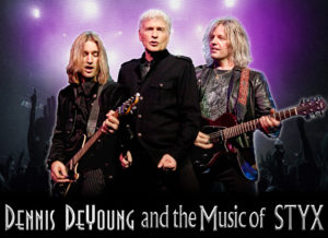 Dennis DeYoung: The Music of Styx @ Coral Springs Center for the Arts | Coral Springs | Florida | United States