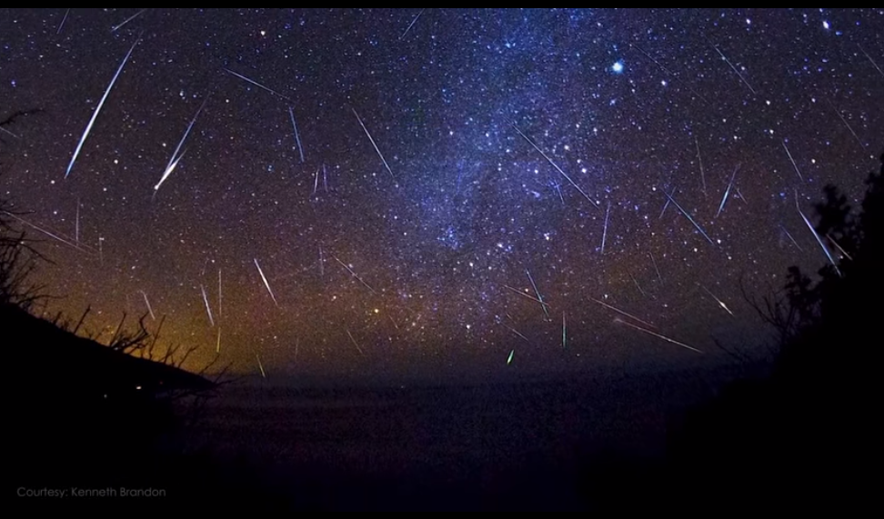 How To Watch The Best Meteor Shower Of The Year (Video & Live)