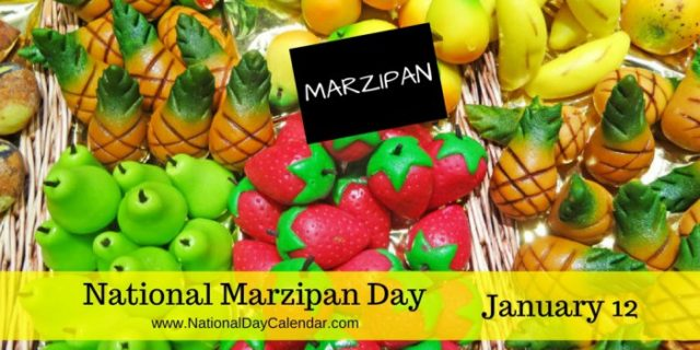 marzipan day