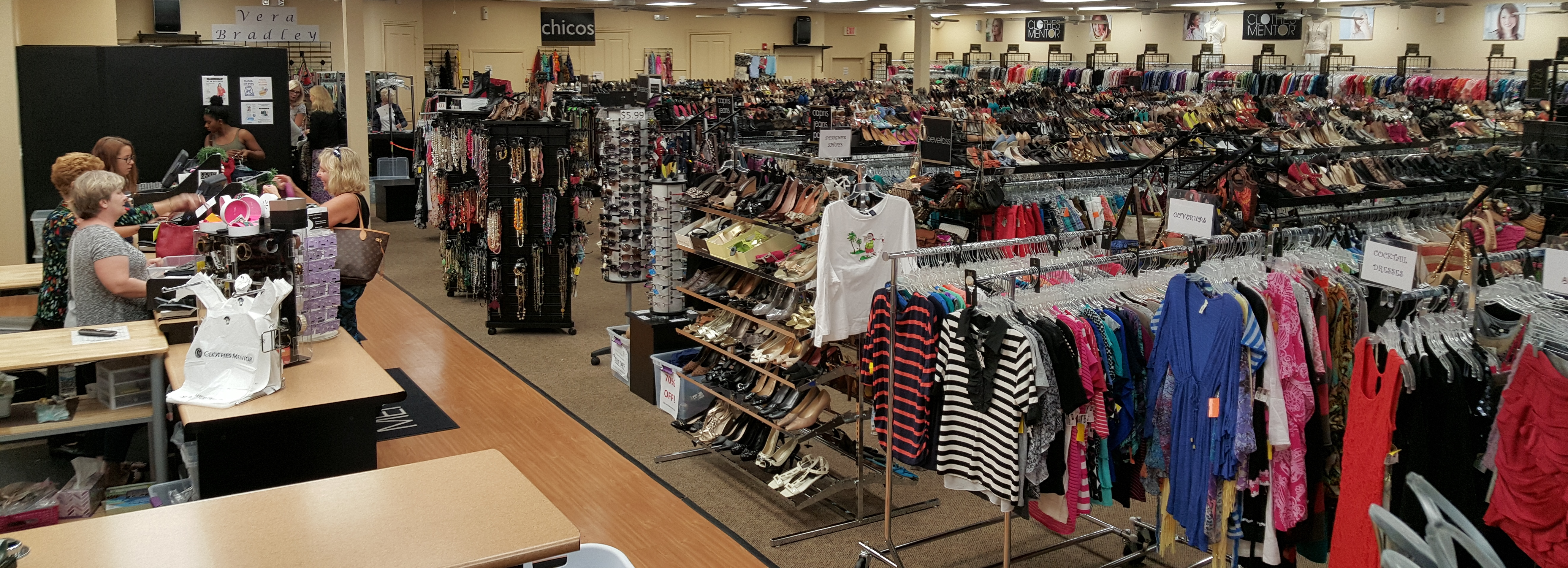 a beginners guide to shopping resale at clothes mentor naples south florida reporter. Black Bedroom Furniture Sets. Home Design Ideas