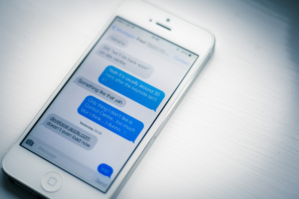 'chaiOS' bug can cause iMessage to crash with a text message