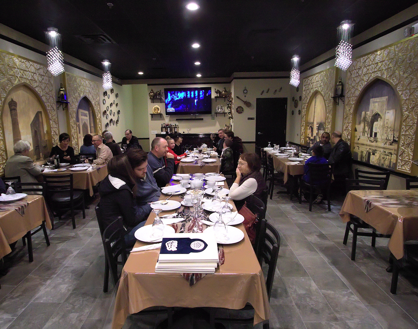 Dinner At Silk Road In Fort Myers South Florida Reporter