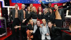"""Dancing With the Stars: Live! – Light Up The Night"" @ Hard Rock Live 